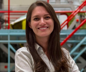 Northrop Grummans Stephanie is an Outstanding Young Engineer