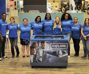 Northrop Grumman supports Grace Hopper Celebration