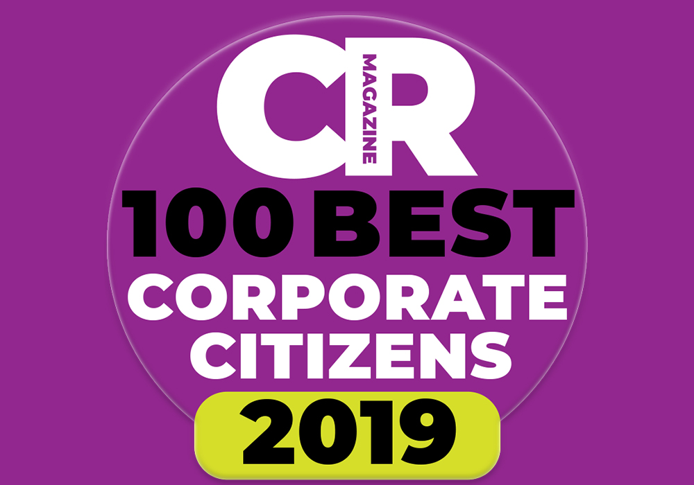 Northrop Grumman named as a Best Corporate Citizen