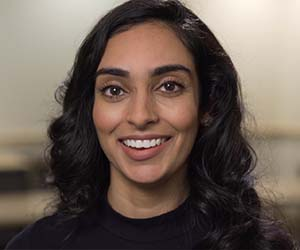 Amrit takes on challenges in her role at Northrop Grumman