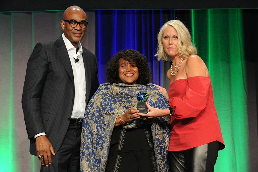 Northrop Grumman wins Inspire Award for disability inclusion