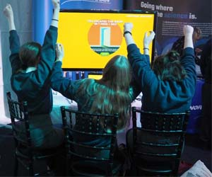 Northrop Grumman inspires future talent at Science Festival