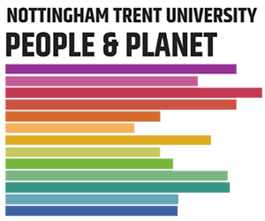 Nottingham Trent University is praised for its sustainability