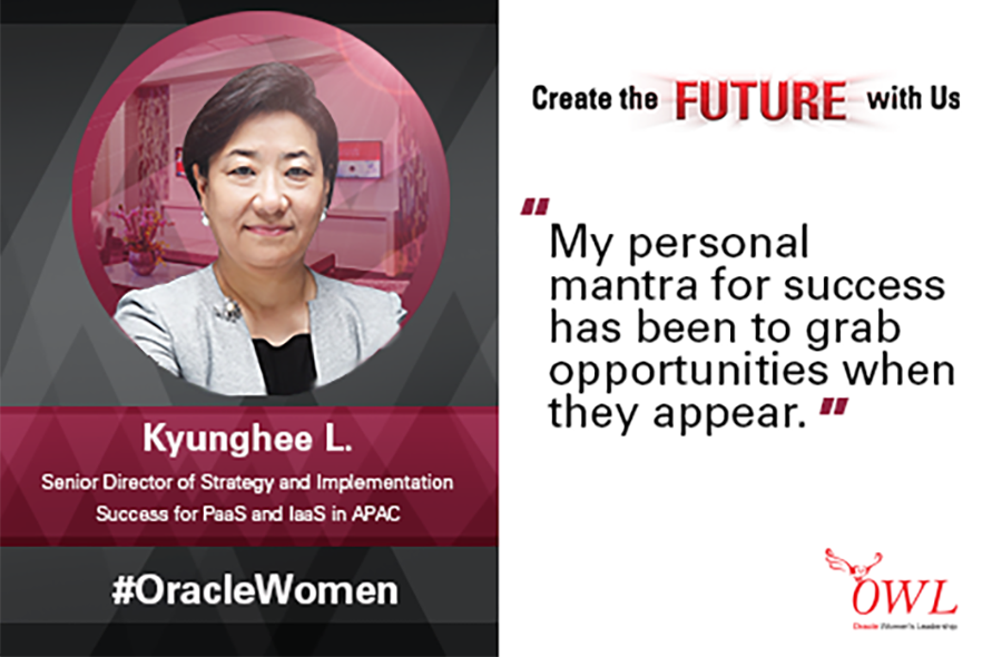 Women at Oracle share salient and confident career advice
