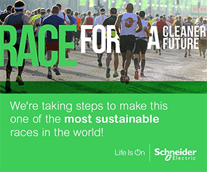 "Schneider Electric champions gender in ""green"" Paris marathon"