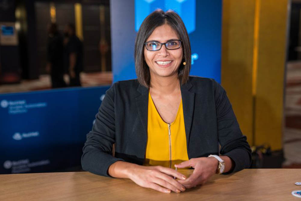 F5 Networks Payal Singh talks network automation
