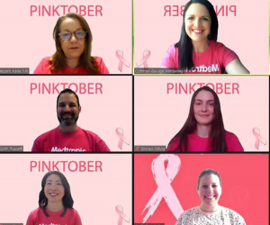 Medtronic hosts breast cancer awareness virtual panel event