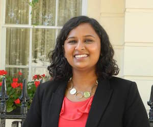 Meet AECOM sustainability consultant Pooja