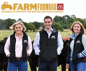 Prime employer McDonalds invests in future of farming