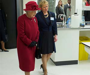 University of Sheffield receives Queens Anniversary Prize