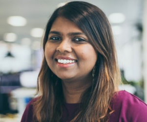 AECOM fire engineer Roshni Wijesekera keeps people safe