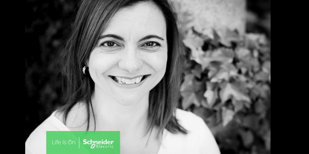 Learning to go Green: Schneider Electric employee tells her story