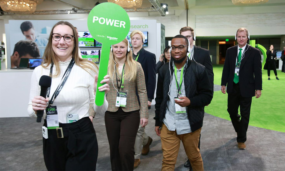 Employees rank Schneider Electric among Best Workplaces