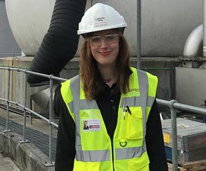 STEM Day: Diageo Graduate Engineer Katherine Montgomery