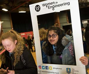 University of Sheffield inspires next generation of engineers