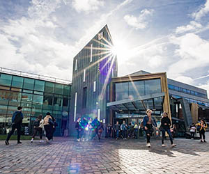 University of Sheffield ranks in world top universities