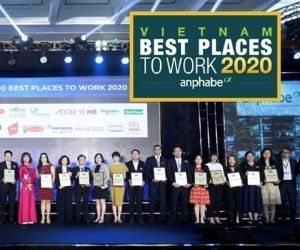 Schneider Electric is among the Best Places to Work in Vietnam