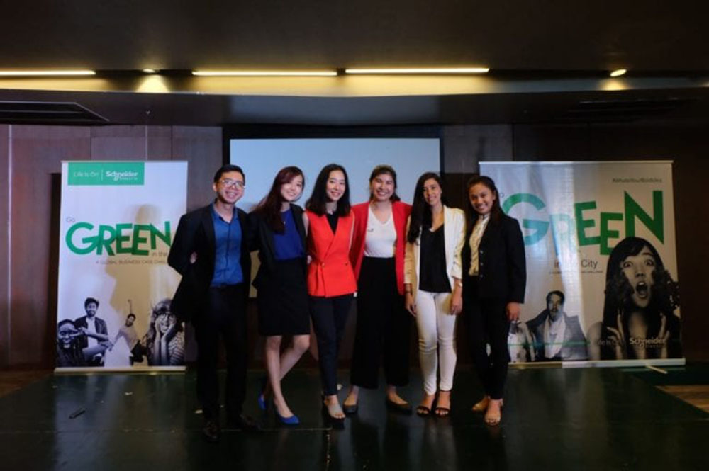 Schneider Electric empowers young Filipino professionals