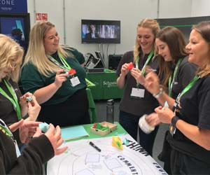 Schneider Electric women girls in STEM