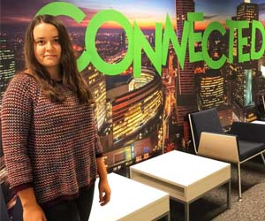 Schneider Electric HR Intern Justyna shares a day in her life