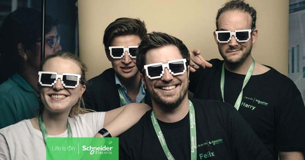 From Schneider Electric Intern to Employer Branding Specialist