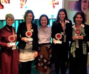 Schneider Electric is recognised for womens leadership