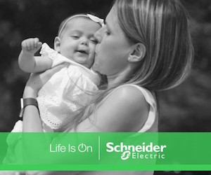 Schneider Electric Bloomberg Gender Equality