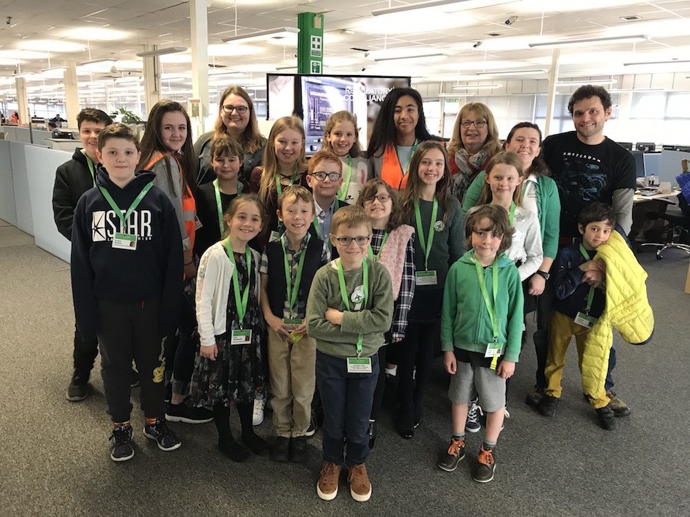 Inspiring a new generation of engineers at Schneider Electric