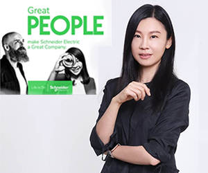 Schneider Electric Chief HR Officer Charise Le