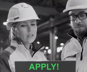 Schneider Electric recruits people to work on innovative projects