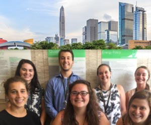 Schneider Electric interns