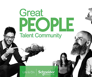 Schneider Electric named one of Best Places to Work in Boston