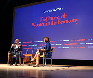 Seneca Women Forum: Schneider Electric talks gender & economy