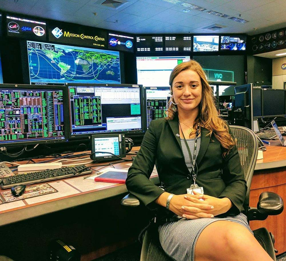F5 helps Shannon Gatta become first openly LGBTQ astronaut