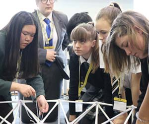 University of Sheffield inspires schoolgirls through STEM
