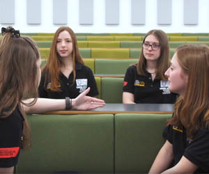 University of Sheffield students take on Railway Challenge