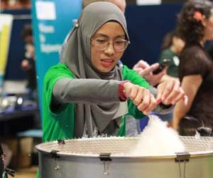 The University of Sheffield hosts STEM for Girls event