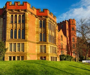University of Sheffield is a world leading institution