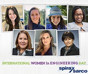 Spirax-Sarco Engineering inspires budding engineers for INWED