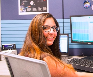 Sumayya is a Northrop Grumman Space Systems Engineer