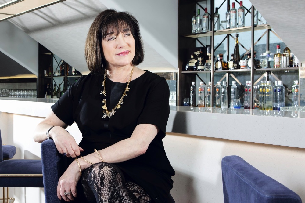 Diageos Syl Saller celebrated as aTop 100 most effective marketer