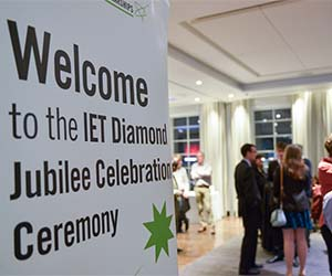 The IET Diamond Jubilee Scholarships
