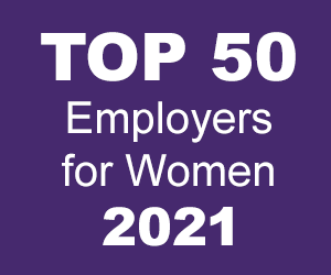 2021 Times TOP 50 employers
