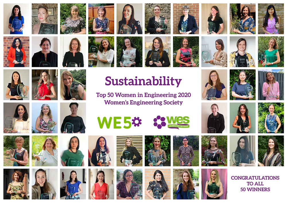 AECOM and Arcadis women make Top 50 Women in Engineering list
