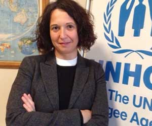 UNHCR Cristina Franchini on pride and diversity