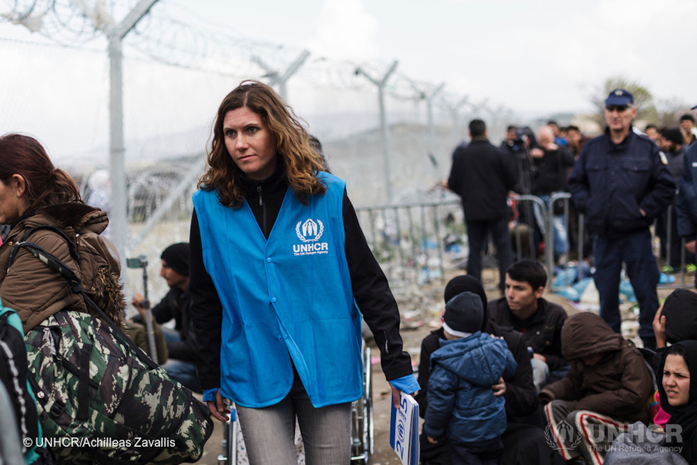 UNHCR offers meaningful careers