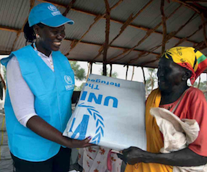 Women leading and coordinating international action at UNHCR