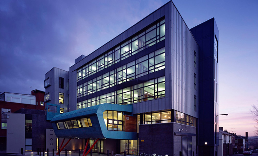 University of Sheffield ranks highly for teaching and research