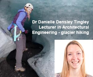 A day in the life of Dr Danielle at the University of Sheffield