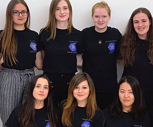 University of Sheffield Women in Computer Science